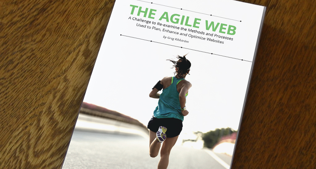 The Agile Web by Greg Kihlström | BookShop