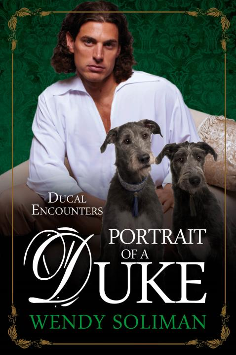 Portrait Of A Duke By Wendy Soliman