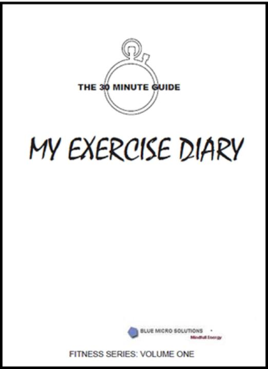 my exercise diary by gus ghani bookshop